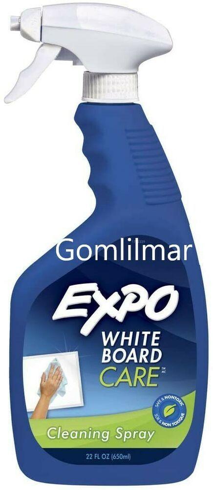 Expo Whiteboard Care Dry Erase Board Liquid Cleaner Spray Bottle 22 Oz Free Ship Expo Spray Bottle Cleaning Spray Dry Erase Board