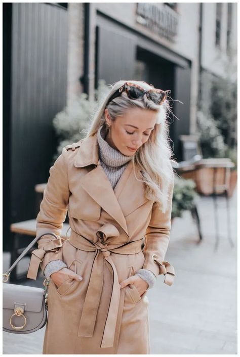 35+ The Camel Coats to Add to Your Closet This Year » Educabit