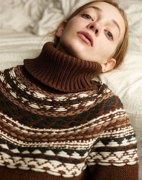 knitGrandeur: Circular Yoke