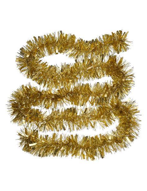 Gold Tinsel