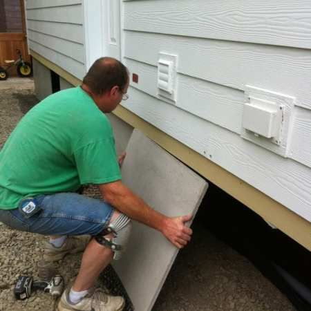 19+ Mobile home skirting kits 16x80 ideas ideas in 2021