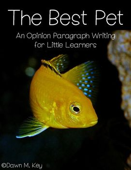 Opinion Writing For Little Learners The Best Pet African