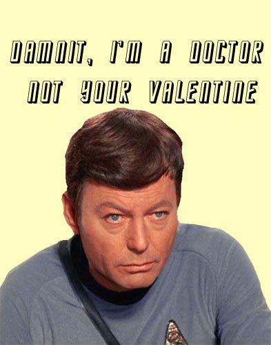 Star Trek Valentine | Cheesy Valentines! | Pinterest | Star Trek, Trek And  Star
