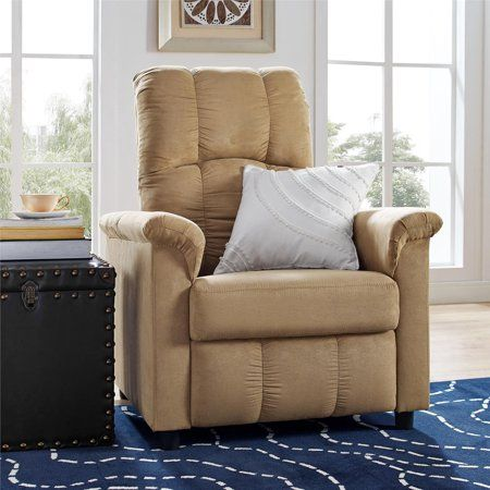 825188dc9efcacc10e428c28f1310280 - Better Homes & Gardens Deluxe Rocking Recliner Brown