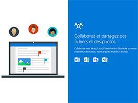 Microsoft a modifié la façon dont les utilisateurs de son service d'hébergement de fichiers OneDrive peuvent partager des fichiers en ajoutant l'envoi par les réseaux sociaux.