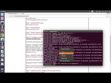 Working on Linux and Ubuntu machines - YouTube | Working on Ubuntu
