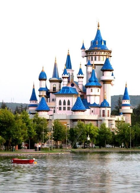 sazova castle, eskişehir,Turkey CLICK THE PIC and Learn how you can EARN MONEY while still having fun on Pinterest
