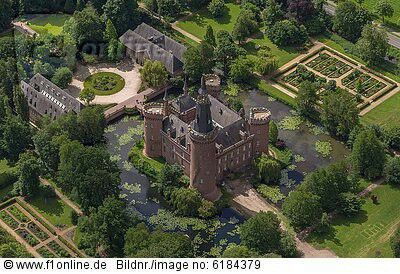 Moyland Castle Bedburg Hau Germany Aerial Photo Germany Castles Castle Germany