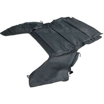 Chrysler Sebring 2003 2006 Headliner Cloth Foamback Black