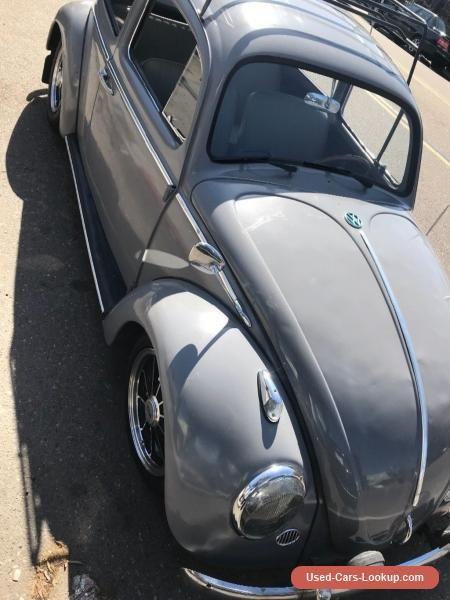 1963 Volkswagen Beetle Classic Vwvolkswagen Beetleclassic Forsale Canada Volkswagen Beetle Volkswagen Vw Bug