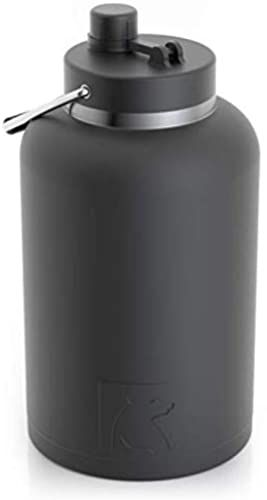 Best Seller Rtic One Gallon Vacuum Insulated Jug Black Online Annetrendyfashion In 2020 Vacuum Insulated Gallon Jugs