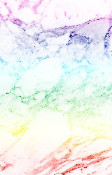 Rainbow Marble By Sofiedahlberg Redbubble Rainbow Wallpaper Iphone Rainbow Wallpaper Backgrounds Marble Iphone Wallpaper