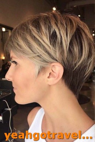 46 Best Pixie Haircuts You Can T Miss For This Summer Yeahgotravel Com Pixie Haircut For Thick Hair Haircut For Thick Hair Pixie Haircut