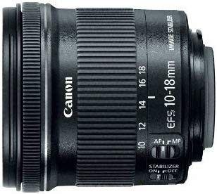Canon Ef S 10 18mm F 4 5 5 6 Is Stm Zoom Lens Canon Lens Best Camera Lenses Zoom Lens