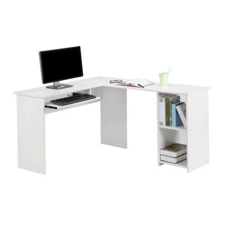 Home In 2020 With Images White Computer Desk Corner Table Office Workstations