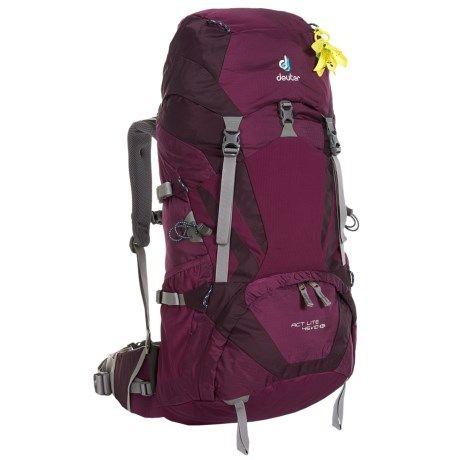 Deuter Act Lite 45 10 Sl Backpack Internal Frame For Women In 2019 Backpacks Trip Planning Hydration Pack