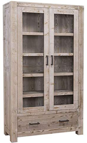 Casa Padrino Country Style Cabinet Natural Colors 104 X 40 X H