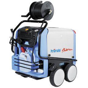 Kranzleusa Therm 1165tst Pressure Washer Hot Water 440v 20a