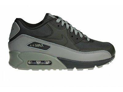 5536dea1d4465 Nike Air Max 90 Essential (Army Green/Grey) 537384 308 Men's ...