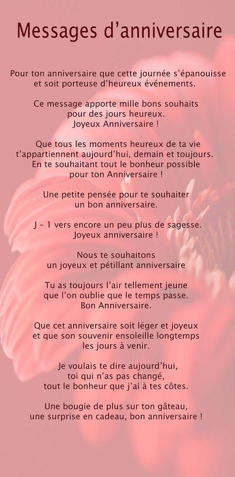 List Of Pinterest Joyeux Anniversaire Maman Poeme Pictures