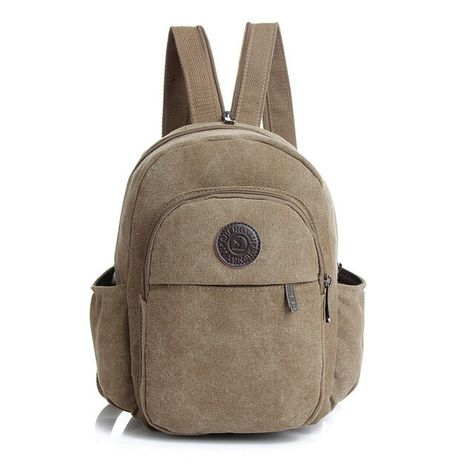 Vintage Fashion Women Mini Backpack Women s Backpack Multifunctional Canvas  Bag Travel Rucksack Small Chest Pack Girl Schoolbags 2ed50242fc