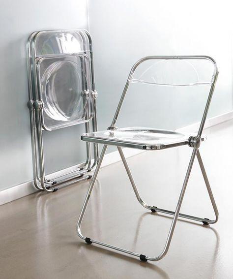 Klappstuhl Plia Von Castelli Bild 10 Klappstuhl Stuhle Und