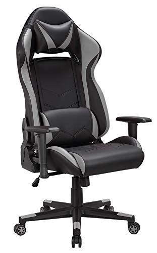 Intimate Wm Heart Chaise Gaming Fauteuil De Bureau Dossier Inclinable Assise Large Racing Chaise Avec Appui Tete Et Soutien Lomba Chaise Gaming Fauteuil Chaise