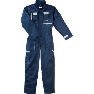 Combinaison A Zip Work Taille Xl En 2020 Combinaison Travail Taille Et Bleu Marine