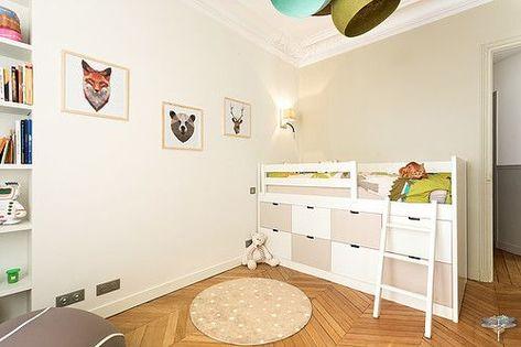 Renovation Et Decoration D Une Chambre D Enfant Pour Un Petit