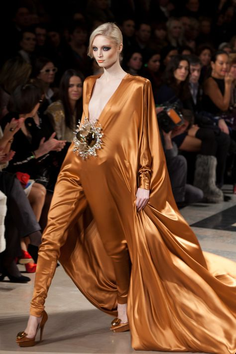 Stephane Rolland & Haute Couture Week & S/S 2011