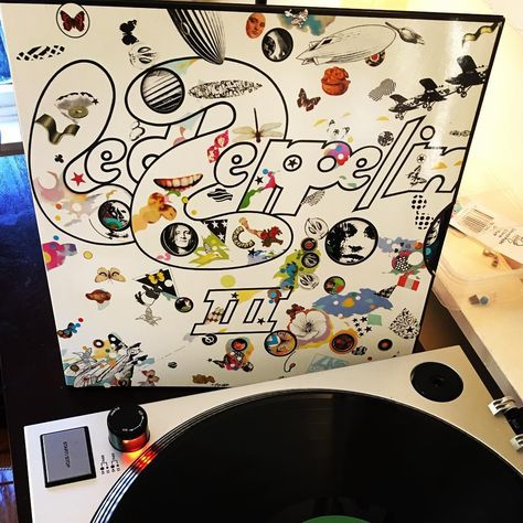 records Led Zeppelin - III . Spring...