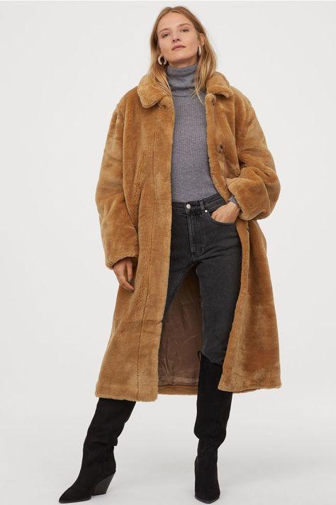 zara femme 2017 manteau beurre frai