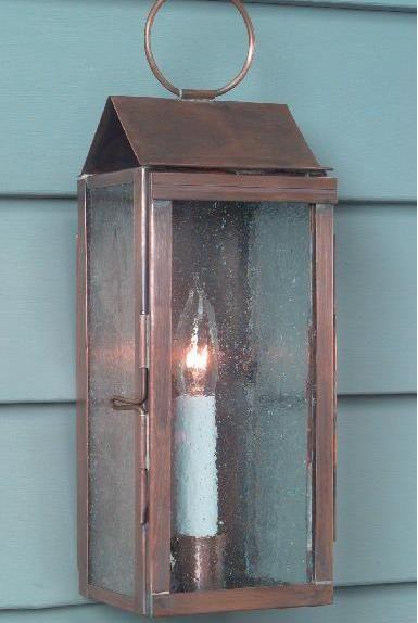 Small Colonial Wall Light Handmade Copper Lighting In 2020 Copper Lighting Wall Lights Copper Wall Light