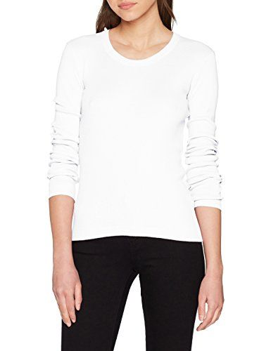 United Colors of Benetton Sweater L//S su/éter para Mujer