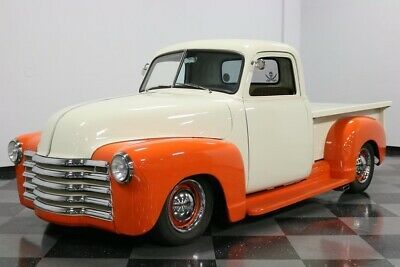 1950 Chevrolet 3100 3 Window Pickup Truck 350 V8 4 Speed Automatic