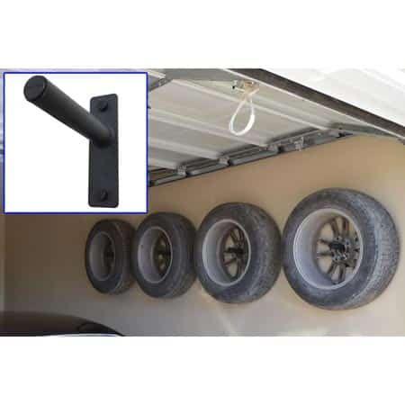 diy garage storage tire storage tire rack