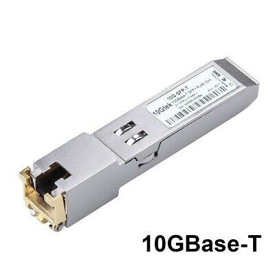 Sponsored Cisco 10g Sfp To Rj45 Copper Transceiver Module 10gbase T In Us Rj45 Cisco Ebay