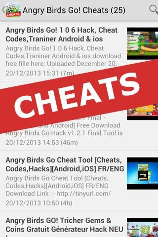 Angry Birds Go Hack Tool Android Ios No Survey Unlimited