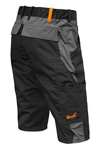 7ff499e8ad4e3 KERMEN – Pantalon Court hommes Cargo Shorts Travail Shorts ...