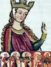 ŒUVRES CHRÉTIENNES DES FAMILLES ROYALES DE FRANCE - (Images et Musique)- année 1870  826d94f488888c6e15eedc0985df4855--historical-fiction-medieval