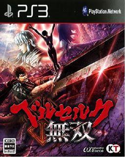Berserk Musou +DLC JPN ps3 iso rom download | Gaming Wallpapers HD