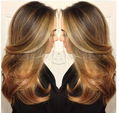 I need to learn how to style my hair this way
