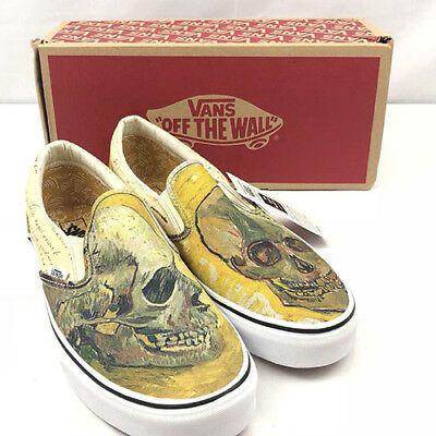 Vans Damen X Van Gogh Museum Classic Slip On Schuhe