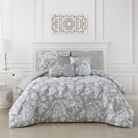 Jacqueline Reversible Comforter Set Bed Bath Beyond With