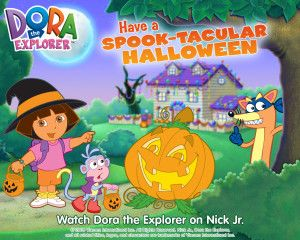 Dora's Halloween Parade if your Favorite Nick Jr.??? | Dora ...