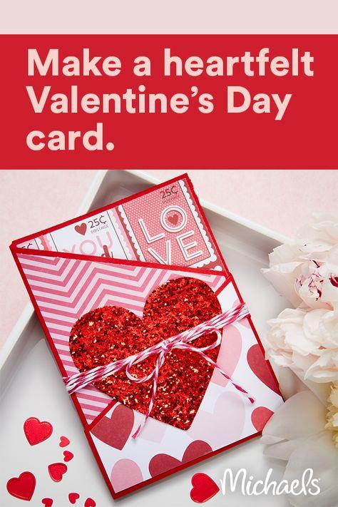 Valentines Day Cards Handmade, Vintage Valentines, Valentine Day Crafts, Love Valentines, Handmade Cards, Valentine Ideas, Diy Valentine's Day Decorations, Valentine's Day Diy, Creative Cards