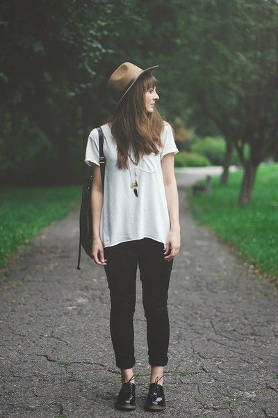 Casual Meets Cute - How to Wear Oxford Shoes Like the Fashion Badass You Are - Photos