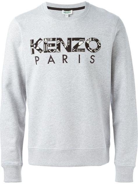 Shop Kenzo Vitkac Exclusive Kenzo Paris sweatshirt in Vitkac