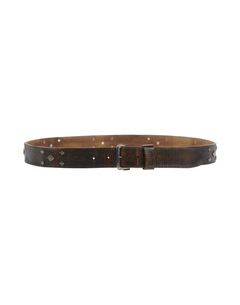 Small Leather Goods - Belts Golden Goose