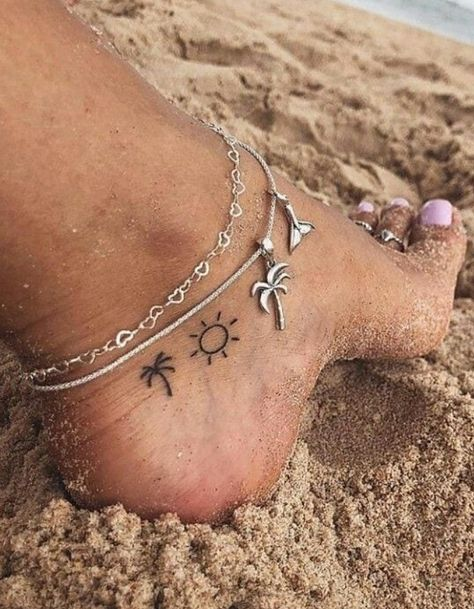 30 Awesome Foot Tattoos for Women - Page 16 of 30 - Fashion Lifestyle Blog